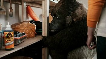 Gorilla Glue TV Spot, 'Busted Garage'