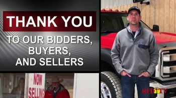 Sullivan Auctioneers TV Spot, 'Thank You' - Thumbnail 2