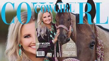 Cowgirl Magazine TV Spot, 'Humbling' Featuring Amy Wilson - Thumbnail 2