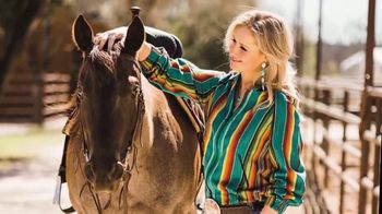 Cowgirl Magazine TV Spot, 'Humbling' Featuring Amy Wilson - Thumbnail 5