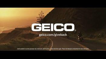 The GEICO Giveback TV Spot, 'The Road Ahead' - Thumbnail 10