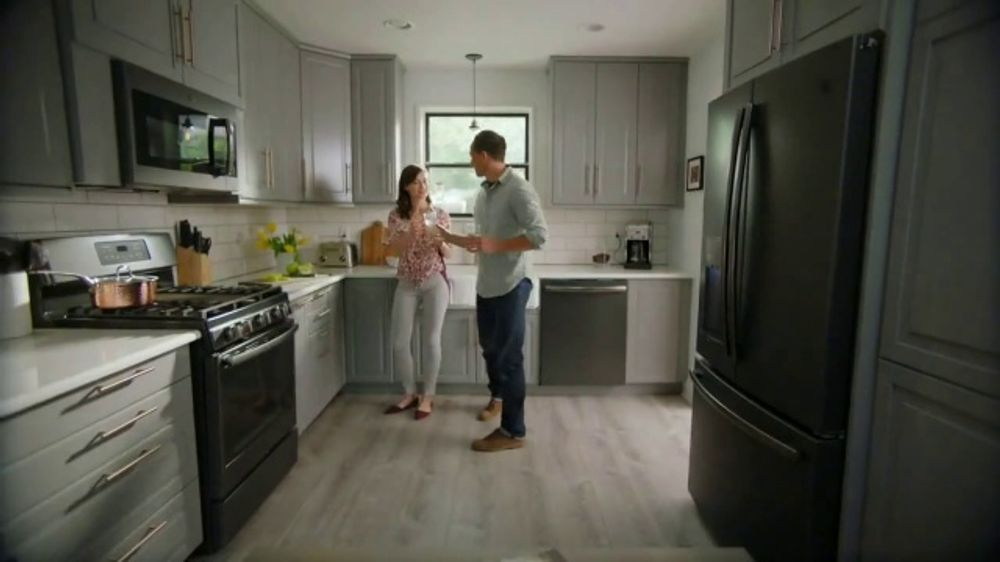 The Home Depot Tv Commercial Appliance Help White Samsung Laundry Pair Ispot Tv