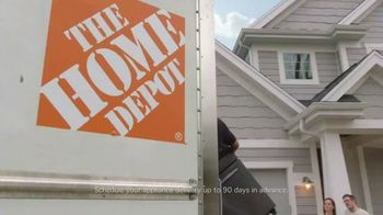 The Home Depot TV Spot, 'Appliance Help: White Samsung Laundry Pair' - Thumbnail 6
