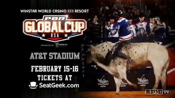 Professional Bull Riders Global Cup TV Spot, '2020 Dallas: AT&T Stadium' - Thumbnail 9