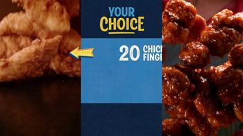 Zaxby's Family Packs TV Spot, 'A Lot on Your Mind: Delivery' - Thumbnail 2