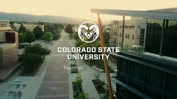 Colorado State University TV Spot, 'Together. We Continue.' - Thumbnail 10