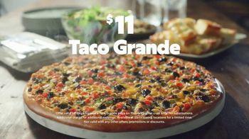 Papa Murphy's Taco Grande Pizza TV Spot, 'Some Won't Understand' - Thumbnail 9