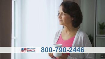 American Diabetic Solutions TV Spot, 'Stay Fully Supplied' - Thumbnail 1