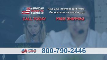 American Diabetic Solutions TV Spot, 'Stay Fully Supplied' - Thumbnail 8