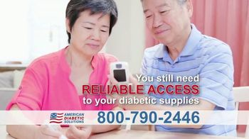 American Diabetic Solutions TV Spot, 'Stay Fully Supplied' - Thumbnail 2