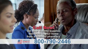 American Diabetic Solutions TV Spot, 'Stay Fully Supplied' - Thumbnail 3