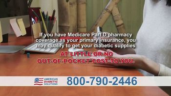 American Diabetic Solutions TV Spot, 'Stay Fully Supplied' - Thumbnail 4