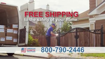 American Diabetic Solutions TV Spot, 'Stay Fully Supplied' - Thumbnail 6