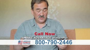 American Diabetic Solutions TV Spot, 'Stay Fully Supplied' - Thumbnail 7