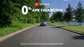 Toyota TV Spot, 'Here to Help: On the Road: 90 Day Deferment' [T2] - Thumbnail 3