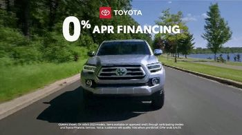 Toyota TV Spot, 'Here to Help: On the Road: 90 Day Deferment' [T2] - Thumbnail 4