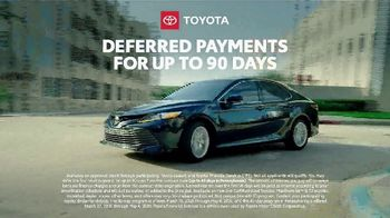 Toyota TV Spot, 'Here to Help: On the Road: 90 Day Deferment' [T2] - Thumbnail 7