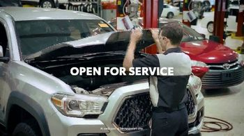 Toyota TV Spot, 'Here to Help: On the Road: 90 Day Deferment' [T2] - Thumbnail 8