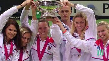 TENNIS.com TV Spot, 'Top 10 Women's Matches of the Decade: 2014 Fed Cup Final' - Thumbnail 9