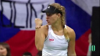 TENNIS.com TV Spot, 'Top 10 Women's Matches of the Decade: 2014 Fed Cup Final' - Thumbnail 4