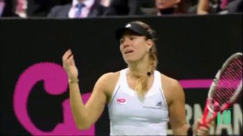 TENNIS.com TV Spot, 'Top 10 Women's Matches of the Decade: 2014 Fed Cup Final' - 7 commercial airings