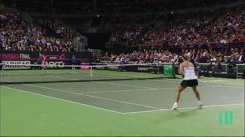 TENNIS.com TV Spot, 'Top 10 Women's Matches of the Decade: 2014 Fed Cup Final' - Thumbnail 6