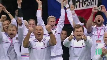 TENNIS.com TV Spot, 'Top 10 Women's Matches of the Decade: 2014 Fed Cup Final' - Thumbnail 7