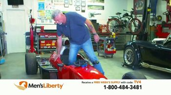 Men's Liberty TV Spot, 'Revolutionary' - Thumbnail 4