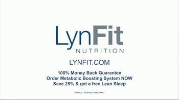 LynFit Metabolic Boosting System TV Spot, 'Natural Botanicals' - Thumbnail 9