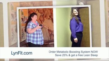 LynFit Metabolic Boosting System TV Spot, 'Natural Botanicals' - Thumbnail 3