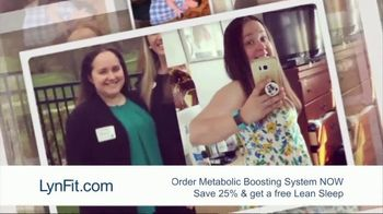 LynFit Metabolic Boosting System TV Spot, 'Natural Botanicals' - Thumbnail 4