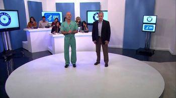 Centers for Disease Control and Prevention TV Spot, 'Peligro para los fumadores' con Dr. Juan Rivera [Spanish]