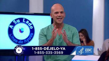 Centers for Disease Control and Prevention TV Spot, 'Peligro para los fumadores' con Dr. Juan Rivera [Spanish] - Thumbnail 6