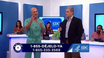 Centers for Disease Control and Prevention TV Spot, 'Peligro para los fumadores' con Dr. Juan Rivera [Spanish] - Thumbnail 2