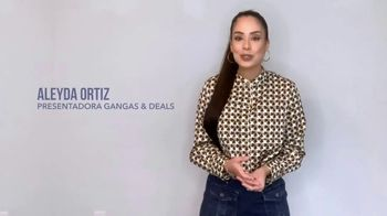 Gangas & Deals TV Spot, 'Ayudar a las pequeñas empresas' con Aleyda Ortiz [Spanish] - Thumbnail 1