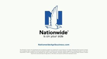 Nationwide Agribusiness AgriChoice Policy TV Spot, 'Harvesting Energy' - Thumbnail 9