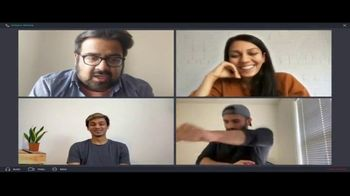 JioSaavn TV Spot, 'Meeting Dance-Off' Song by Sartek & GSD Singh - Thumbnail 7