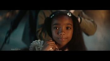 Make-A-Wish Foundation TV Spot, 'Wishes Need Stars Like You' Song by Coldplay