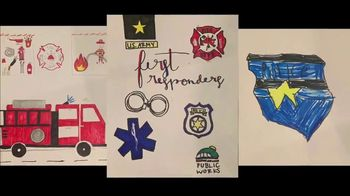 First Responders Children's Foundation TV Spot, 'Kids Thank First Responders' Song by Kacey Musgraves - Thumbnail 5