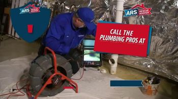 ARS Rescue Rooter TV Spot, 'Annual Drain Cleaning: $68 Cleaning Special' - Thumbnail 2