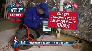 ARS Rescue Rooter TV Spot, 'Annual Drain Cleaning: $68 Cleaning Special' - Thumbnail 3