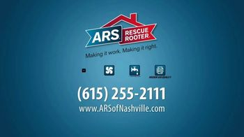 ARS Rescue Rooter TV Spot, 'Annual Drain Cleaning: $68 Cleaning Special' - Thumbnail 8