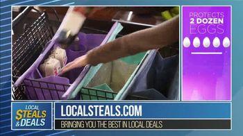 Local Steals & Deals TV Spot, 'Fabulous Ideas: Lotus Trolley Bag' Featuring Lisa Robertson