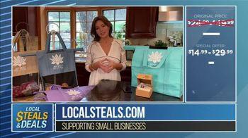 Local Steals & Deals TV Spot, 'Fabulous Ideas: Lotus Trolley Bag' Featuring Lisa Robertson - Thumbnail 9