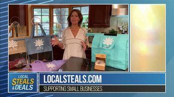 Local Steals & Deals TV Spot, 'Fabulous Ideas: Lotus Trolley Bag' Featuring Lisa Robertson - Thumbnail 2