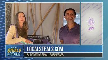 Local Steals & Deals TV Spot, 'Fabulous Ideas: Lotus Trolley Bag' Featuring Lisa Robertson - Thumbnail 3