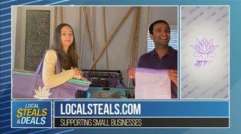 Local Steals & Deals TV Spot, 'Fabulous Ideas: Lotus Trolley Bag' Featuring Lisa Robertson - Thumbnail 8