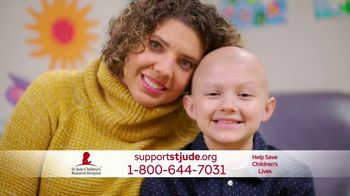 St. Jude Children\'s Research Hospital TV Spot, \'Your Support: Faith\'