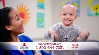 St. Jude Children's Research Hospital TV Spot, 'Your Support: Faith' - Thumbnail 5