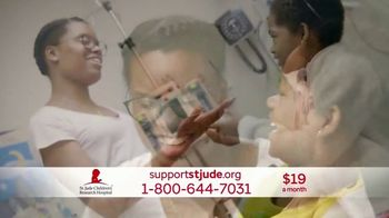 St. Jude Children's Research Hospital TV Spot, 'Your Support: Faith' - Thumbnail 6